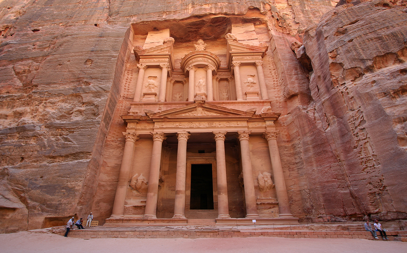 Bible & Archeology Session in Jordan