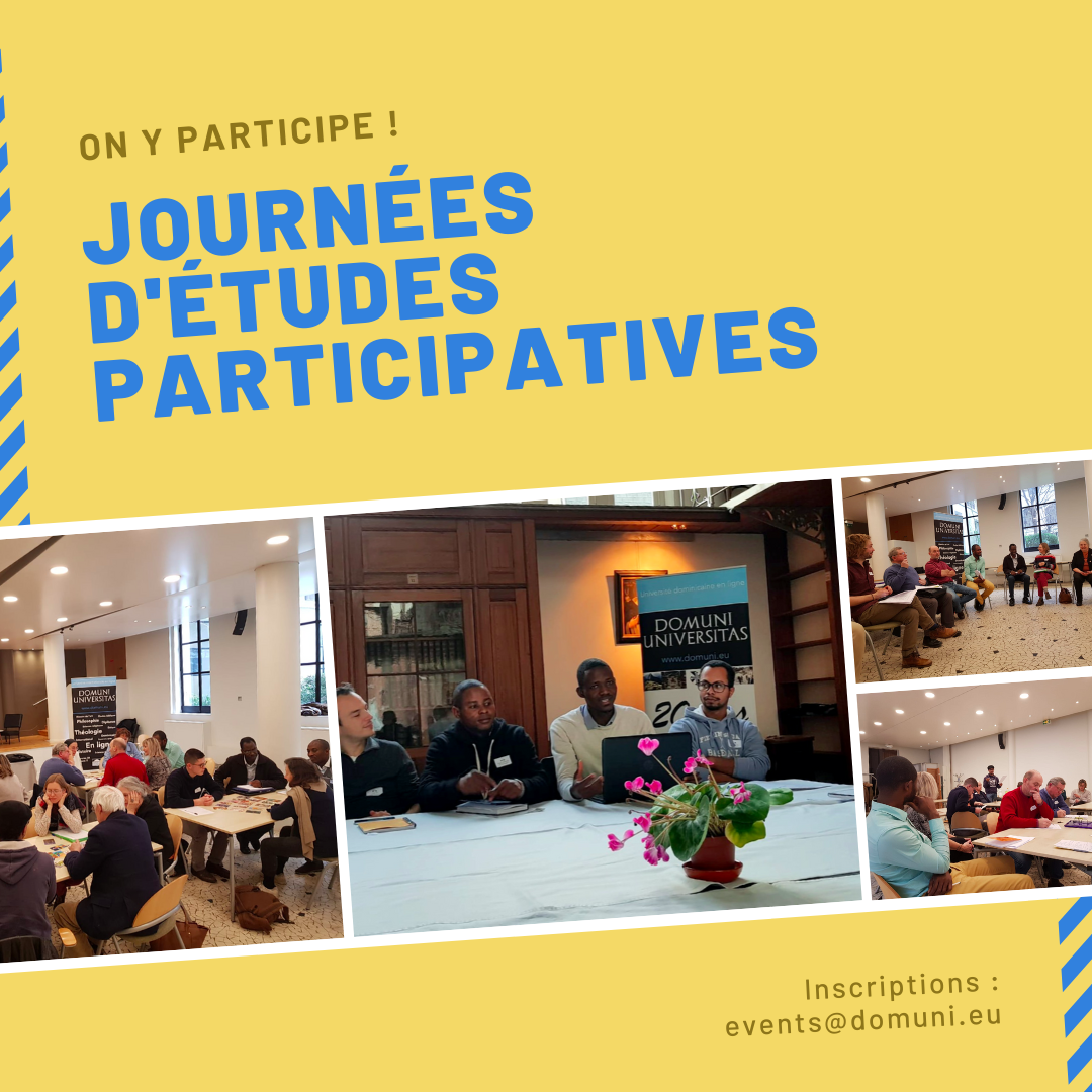 Journée d'Étude Participative - Paris