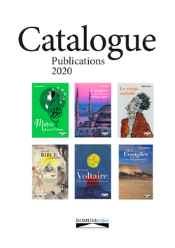 Catalogue de Domuni-Press : Publications 2020