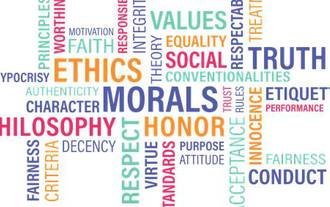 Ethics and moral