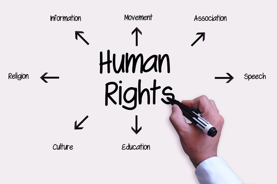 A new Master : Human Rights
